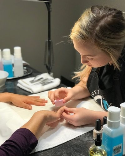 Nail Technology program to become a licensed nail tech